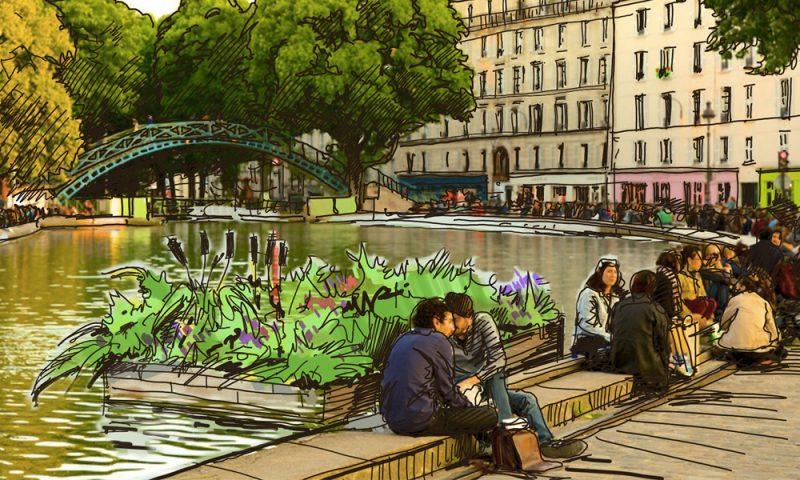 Ramener la nature à Paris : le projet innovant de Katarina Dear