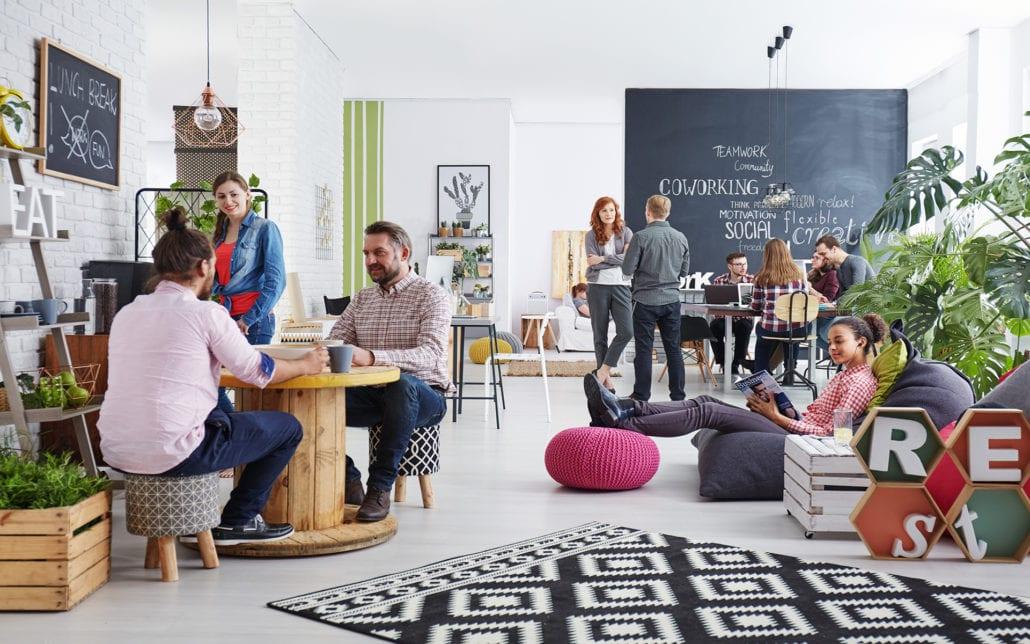 7 clés pour un espace de travail épanouissant