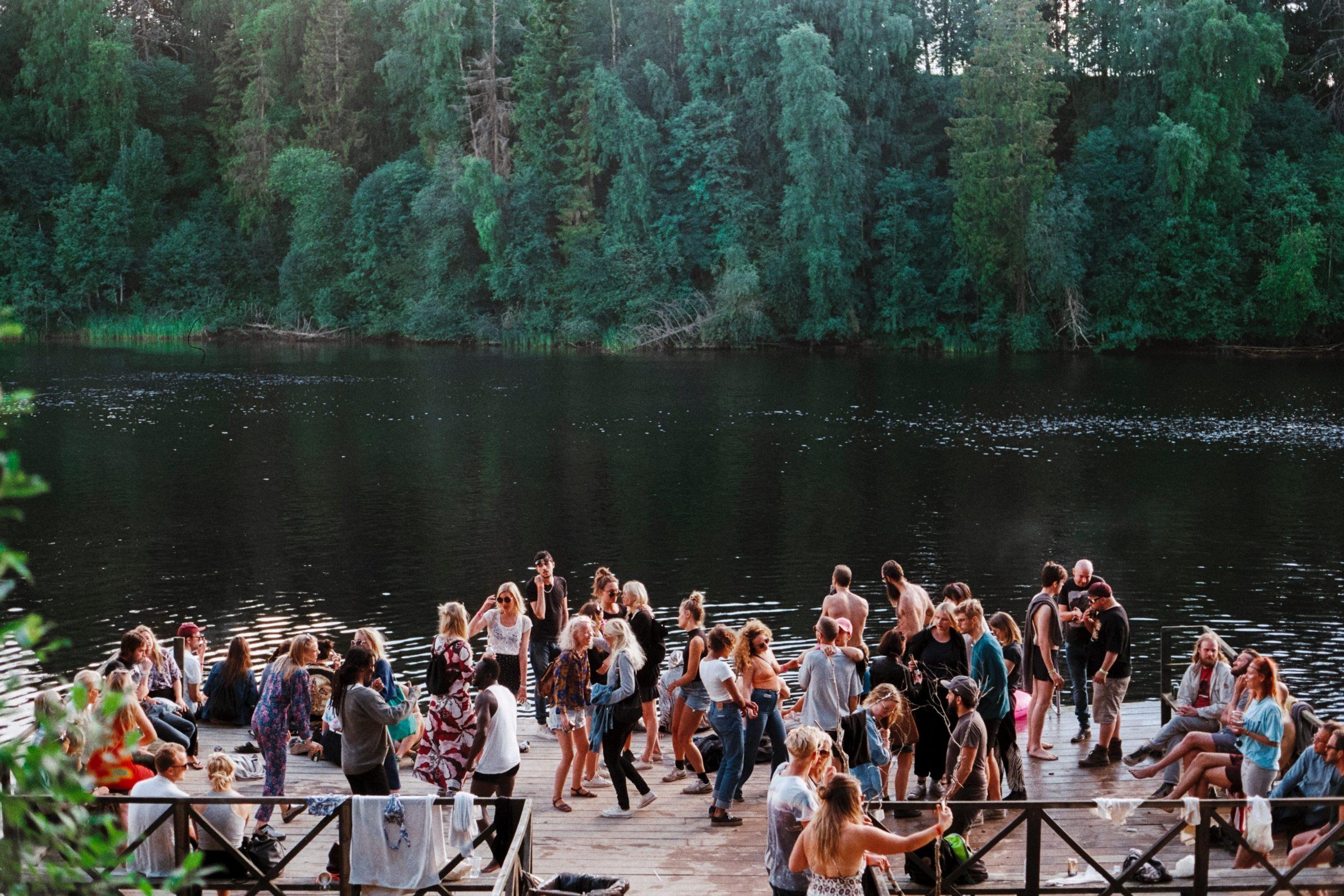 Les éco-festivals : foyers du développement durable