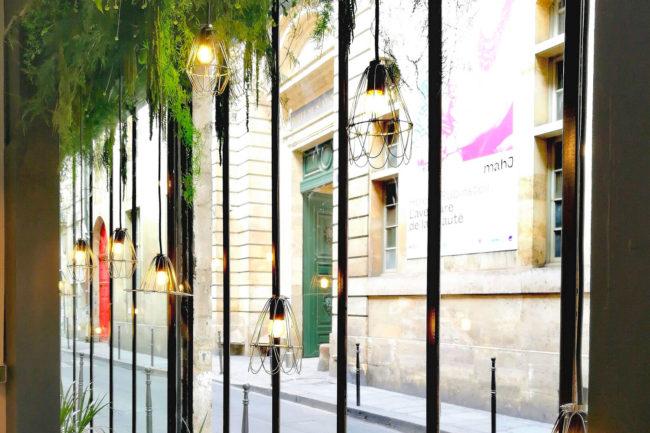 Architecture végétale Plafond végétal