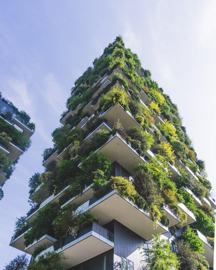 Végétaliser sa ville Green architecture