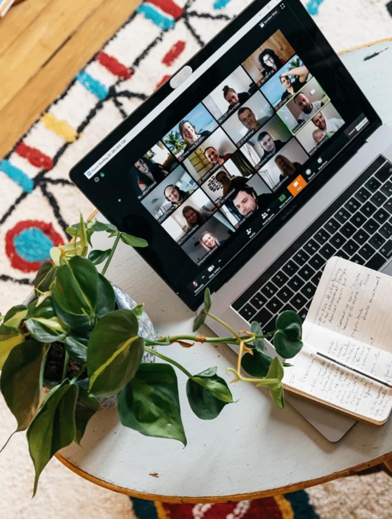 Team Building virtuel à distance digital