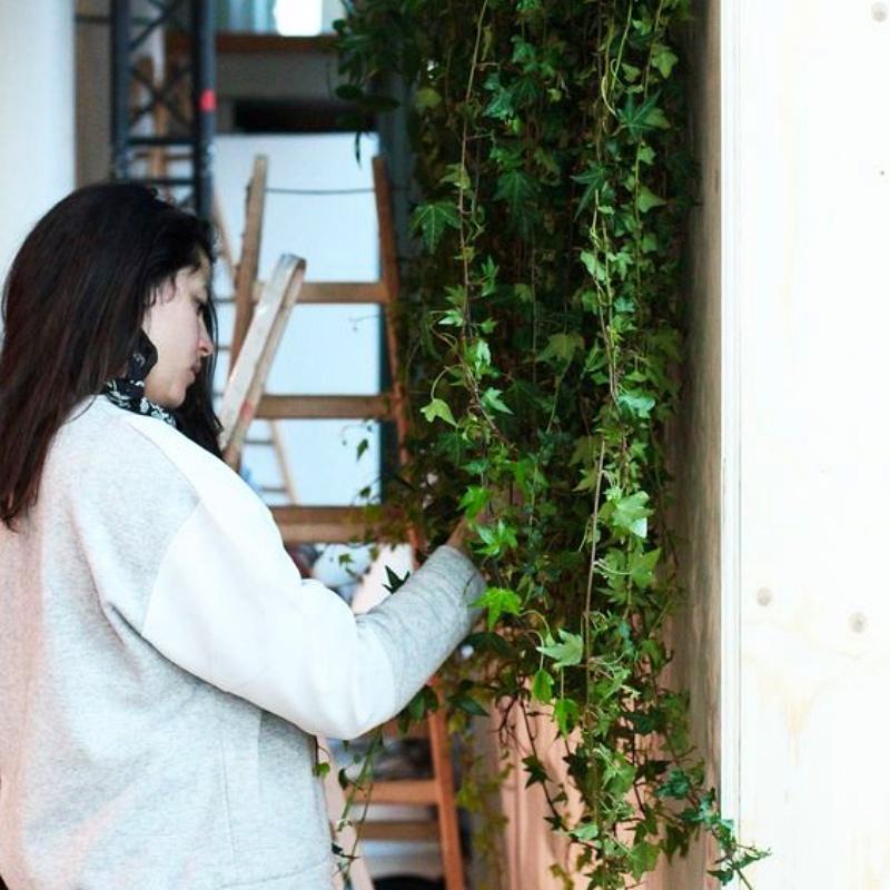 Installation scénographie végétale évènementiel