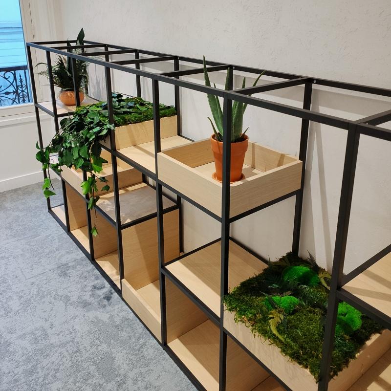 Bibliothèque végétale CA