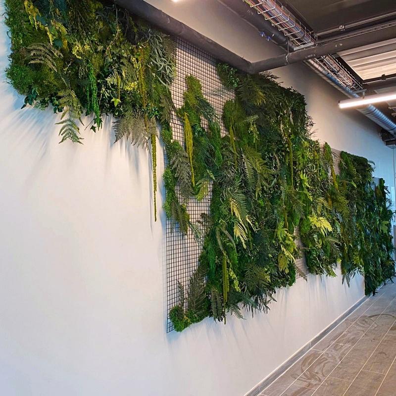 Mur végétal sur-mesure MLK